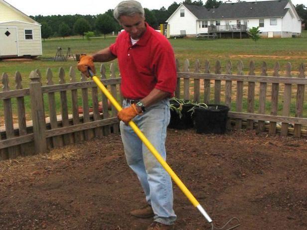 Trabajar Fertilizantes en suelo antes de plantar melones