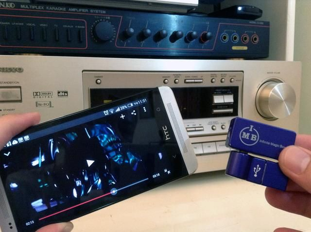 conectar su nuevo teléfono androide a su receptor estéreo de edad nunca ha sido más fácil con este transmisor AFM Música de http://iphoneFMtransmitter.com