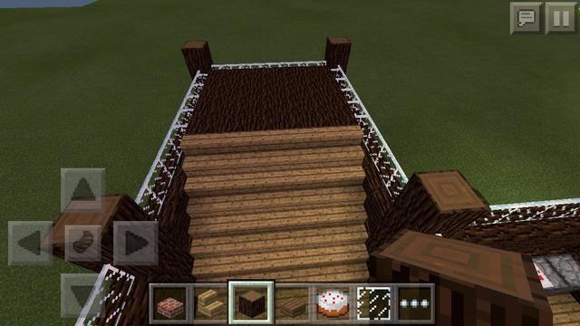 Hacer que el nivel de uso de bloques de madera de abeto