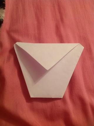 Haga lo mismo en el otro lado con el triángulo