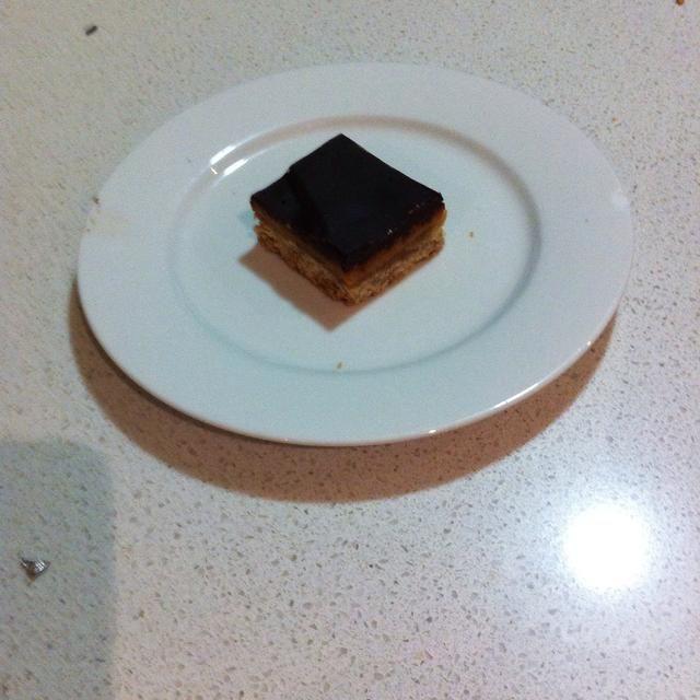 Por último disfrutar de su comida. Yo lo clasificaría 9.10 porque el caramelo era un poco difícil.