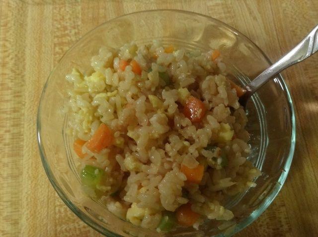 Cómo Cómo hacer la receta de arroz frito