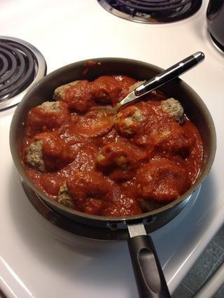 Añadir la salsa