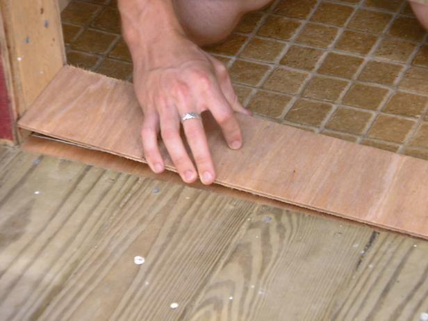 Fotografía - Cómo instalar una puerta exterior accesible para minusválidos