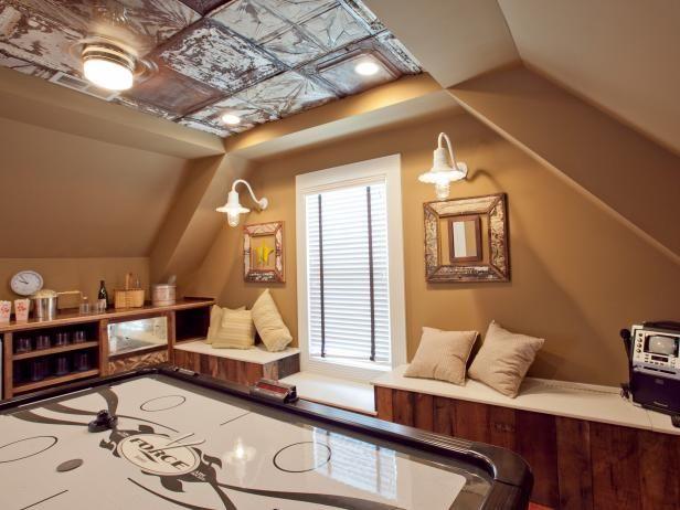 Fotografía - Cómo instalar un techo de hojalata estampada