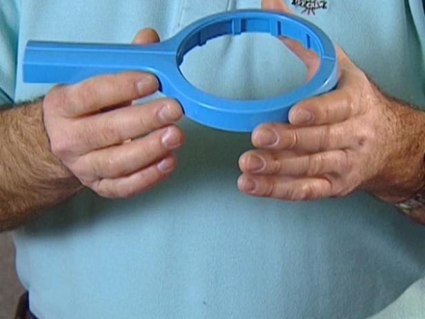 Encienda el agua con el Kit de manija Filtro