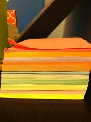Mi mamá me dio este bloque de notas y que necesitaba para llegar a un par de maneras de ponerlas en práctica. Uno de ellos me pareció de en Nochevieja y yo've been meaning to make a guide. A