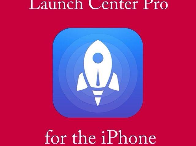 Cómo iniciar iPhone Apps rápidamente