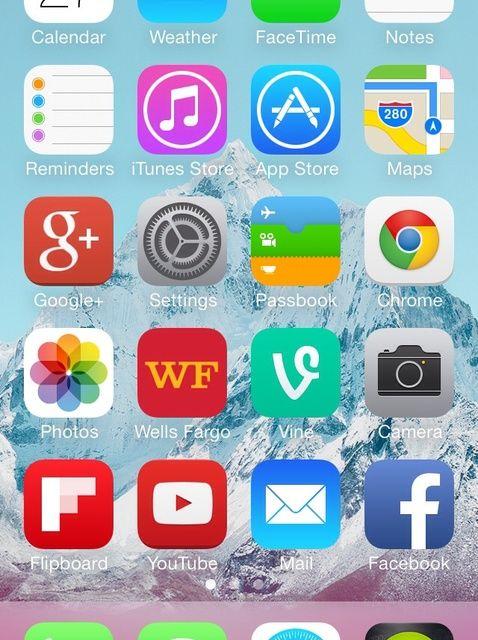 Cómo bloquear una aplicación de iOS 7