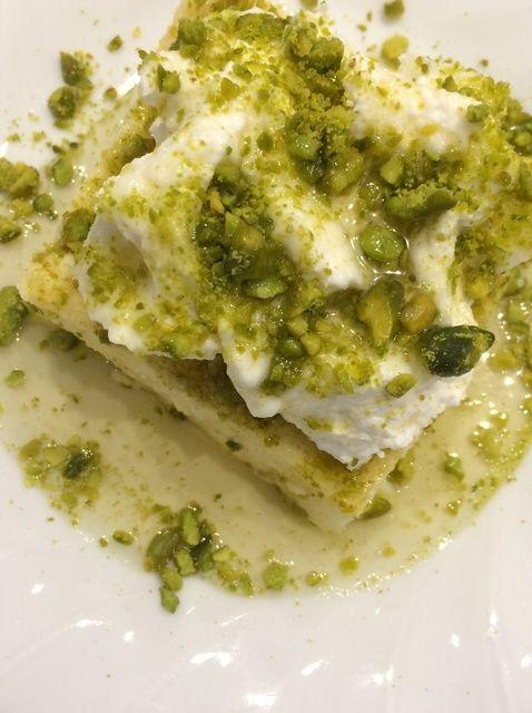 Cómo hacer ليالي لبنان'Lebanese Nights' a Poetic Desert Recipe