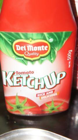 Añadir la salsa de tomate del monte para el gusto !!! ??????