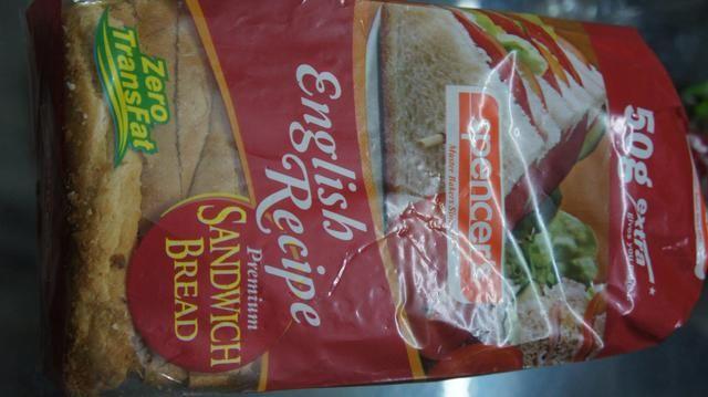 Pan de sandwich ..