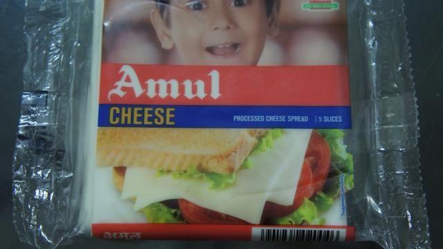 Rebanadas de queso ..