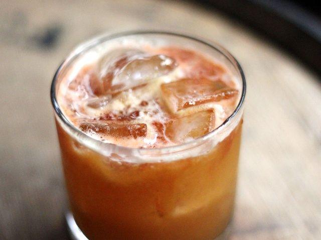 Cómo hacer 15 Romolo's Bourbon & Pumpkin Cocktail Recipe