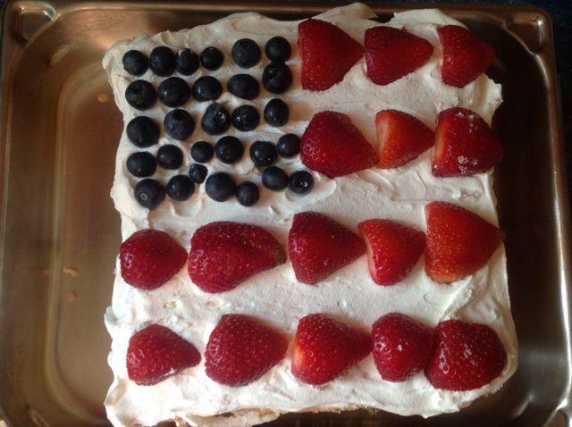 Cómo hacer un impresionante, bayas frescas y crema Receta de la torta