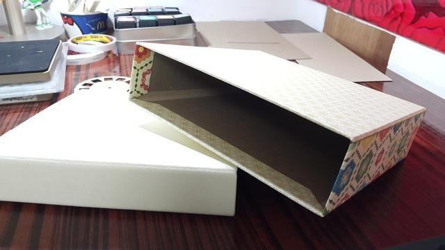 Cubra la caja con sus favoritos Gráfico 45 documentos