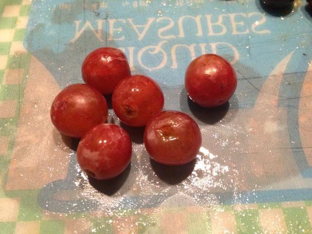 6 uvas