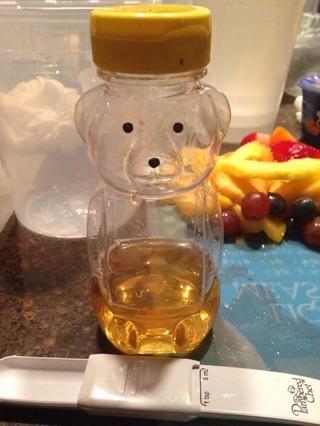 Preparar un todo tbls de miel