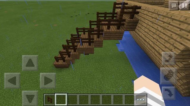 Ahora la valla, esto le ayudará a conseguir en el barco sin caer