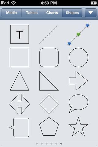 Pulse la pestaña formas y elegir la forma de texto (el cuadrado con la