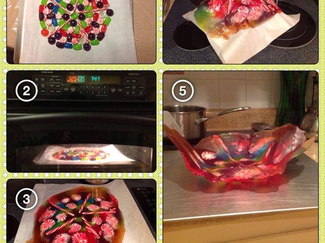 Fotografía - Cómo hacer un Tazón De Caramelo