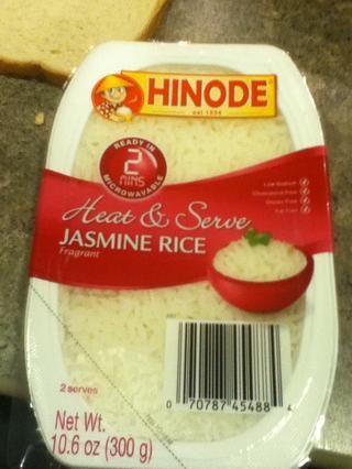 Cocine el arroz según las instrucciones y dejar enfriar