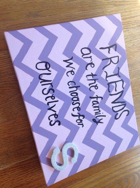 Cómo hacer un regalo de Chevron para un amigo