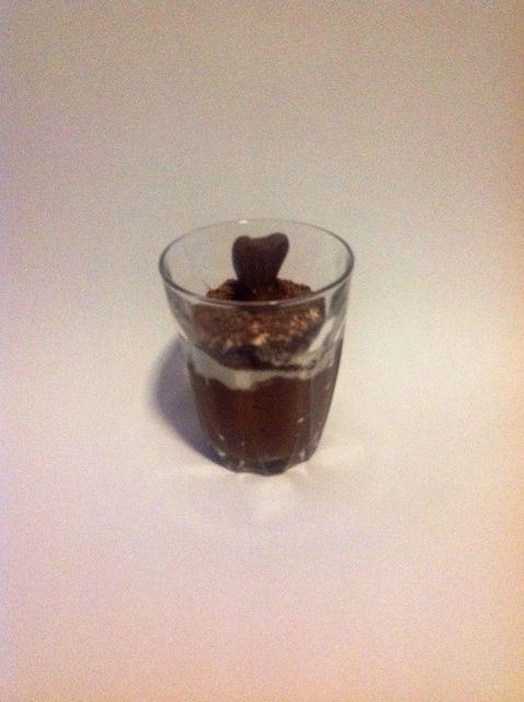 Cómo hacer un Mousse de Chocolate Receta