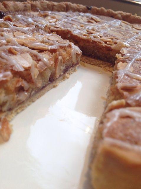 Cómo hacer un británico Receta Bakewell Tart Clásico