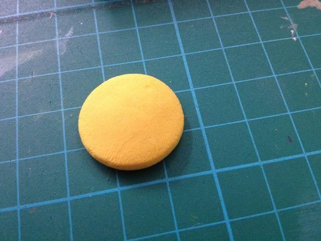 Pulse en un pequeño círculo