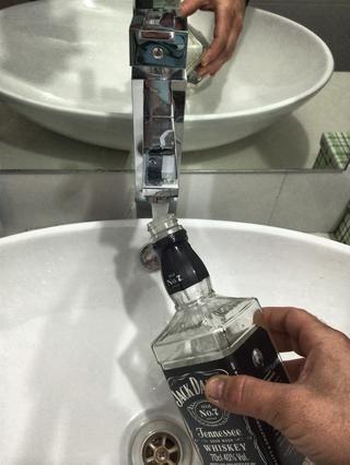 Lave bien la botella! ??????
