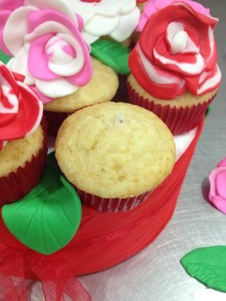 Luego decorar sus cupcakes
