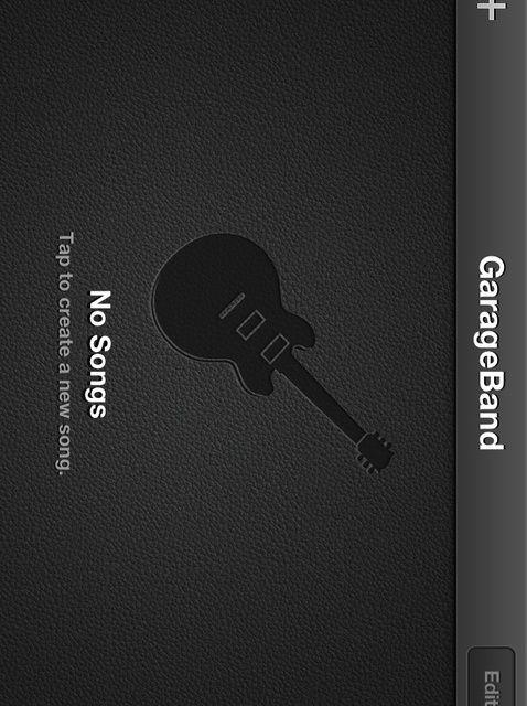 Cómo hacer un tono personalizada con Garageband (IOS)