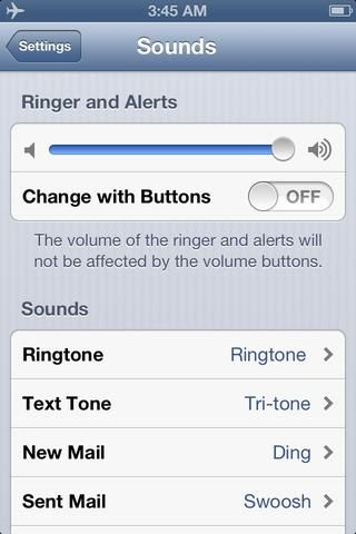 Nombré mi tono''RINGTONE' (how original.) Tap where it says RINGTONE on the left. (You could set it as other things as well. You can also set it as an alarm in the CLOCK app.)