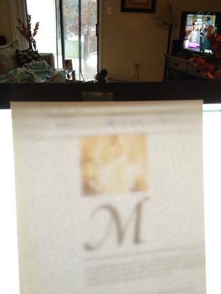 Yo no't have a home printer, so I Googled the letter