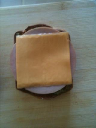 Agregue su queso, así