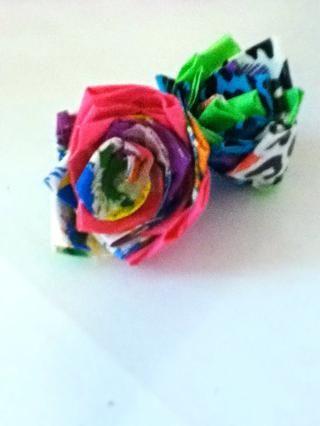 Sea creativo con los colores! Usted puede usar estos para todo tipo de cosas.