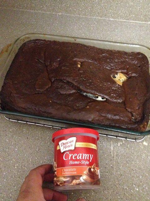 Cómo hacer una Receta Terremoto Cake