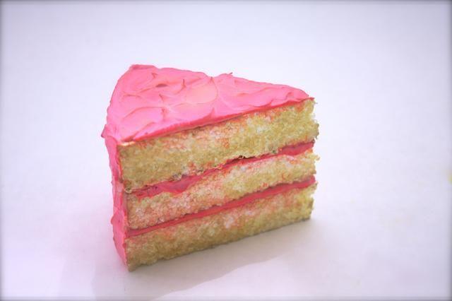 Ahora lecciones aprendidas! Color oscurecido después que dried- color difuminados en la torta partes- pero ... Creo que funcionó un poco. Tengo que asegurarme de que don't smear so much next time
