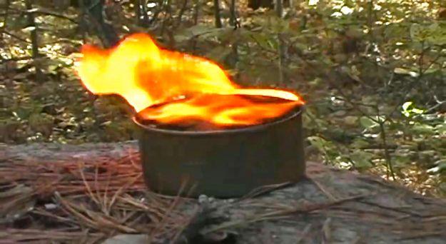 Cómo hacer un encendedor o Supervivencia Vela