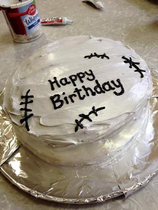Termine la guinda del pastel.