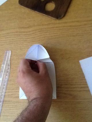 Hacer el toque media entre sí .. Utilice las dos manos para cada lado (I'm using the other hand to hold the iPad -) )