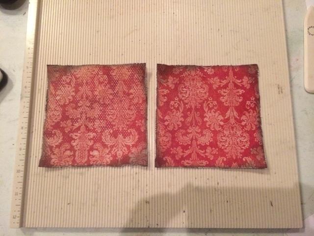 Corte dos piezas de 5
