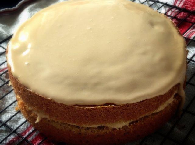 Cómo hacer una Receta Gran Coffee Cake