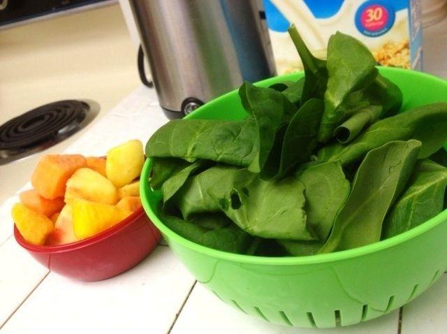 Cómo hacer un sano y delicioso Smoothie verde! Receta