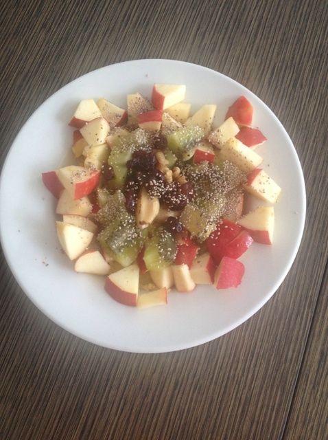 Cómo hacer un saludable desayuno vegano :) Receta