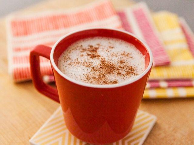 Cómo hacer una receta casera Chai Latte