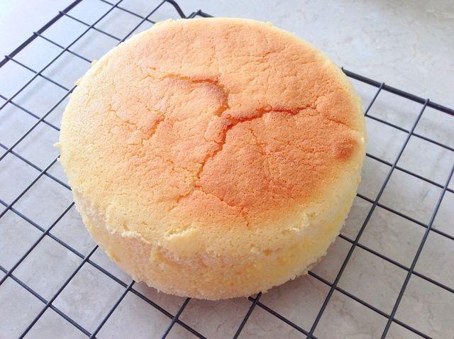 Cómo hacer una receta del pastel de queso japonés