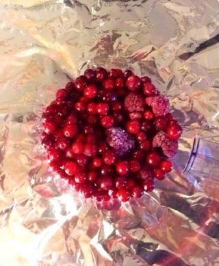 ..lingonberries ..