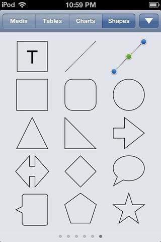 Pulse la pestaña formas y elegir la forma TEXTO (cuadrado con''T'' in it).